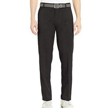 Amazon Essentials Men Standard ClassicFit Stretch Golf Pant Black 40W x 32L