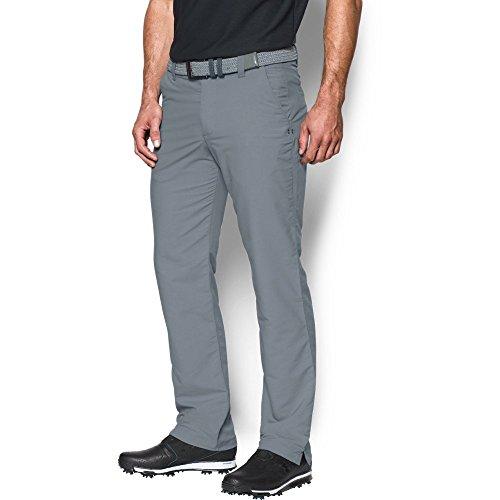 Under Armour Men Match Play Golf Pants Steel