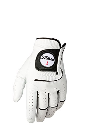 Titleist PlayersFlex Mens RH Pearl White(Large Worn on Right Hand)