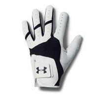 Under Armour Tour Cool Golf Glove Black  Black Left Hand XLarge