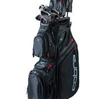 Cobra Golf 2019 FMax Superlite Complete Set BlackRed