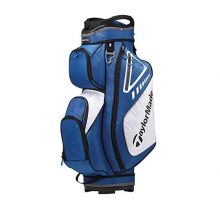 TaylorMade 2019 Golf Select Cart Bag Blue White