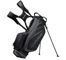 TaylorMade 2019 Golf Select Stand Bag Black Charcoal
