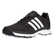 adidas Men Tech Response Golf Shoe Black 10 M US