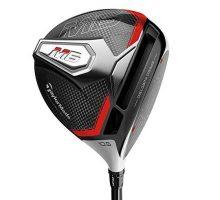 TaylorMade Golf M6 Driver 90 Loft Right Hand Stiff Flex Shaft Fujikura Atmos Black